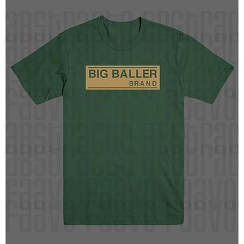 Big Baller Brand ZO2 BBB EXECUTIVE TEE Lonzo Ball Lakers Lavar T Shirt