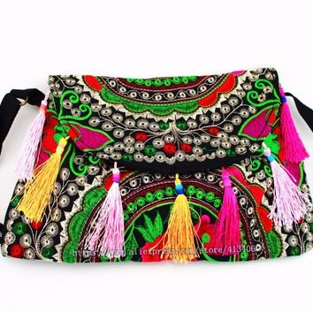 Ethnic Indian Boho shoulder bag
