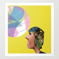 Pop Songs Art Print by John Murphy