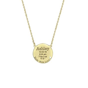Made With Love Pendant