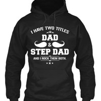 STEP DAD TSHIRTS