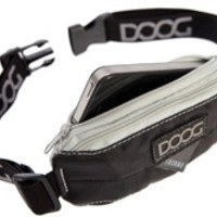 DOOG Mini Runner's Belt - Black