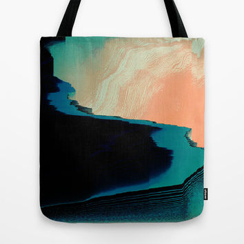 CliffHanger Tote Bag by DuckyB (Brandi)
