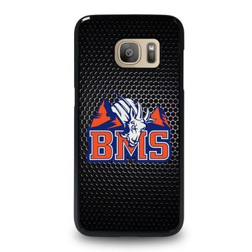 bms blue mountain state samsung galaxy s7 case cover  number 1