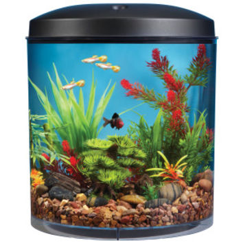 Top Fin® Aquascene 180 3.5 Gallon Aquarium | Aquariums | PetSmart