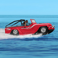 World's Fastest Amphibious Car