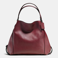 Edie Shoulder Bag 42 in Glovetanned Leather