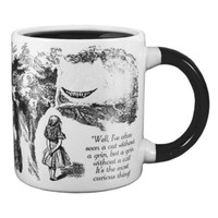 Disappearing Cheshire Cat Mug - Whimsical & Unique Gift Ideas for the Coolest Gift Givers