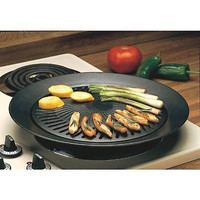 Smokeless Indoor Stove Top BBQ Grill Non Stick Indoor BBQ Barbeque Smokeless