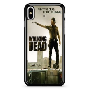 The Walking Dead iPhone X Case