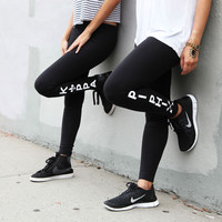 Kick It Leggings - Bulk