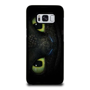 TOOTHLESS HOW TO TRAIN YOUR DRAGON Samsung Galaxy S8 Case Cover
