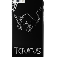 Taurus Zodiac Sign iPhone 6 Plus / 6S Plus Cover