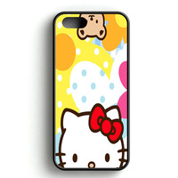 Hello Kity Patterns iPhone 5|5S Case