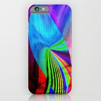 The leaf falls iPhone & iPod Case by Laura Santeler