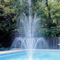 Sparkling Standard 3-Tier Swimming Pool Fountain