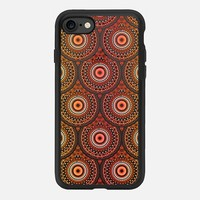Sun Medallions iPhone 7 Case by Nina May Designs | Casetify