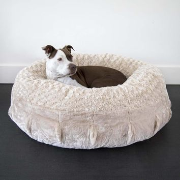 Katie Puff® Luxury Dog Bed
