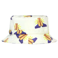 PRAYING HANDS BUCKET HAT