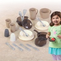 Step2  LifeStyle Dining Room Pots and Pans Set