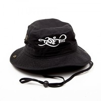 Logo – Bucket Hat – Black