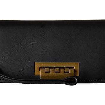 ZAC Zac Posen Earthette Wallet with Signature Hardware