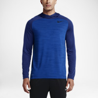 Nike Dri-FIT Touch Men's Training Hoodie