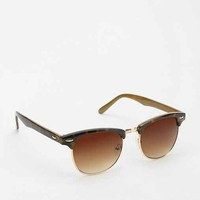 Classic Petite Catmaster Sunglasses- Brown One