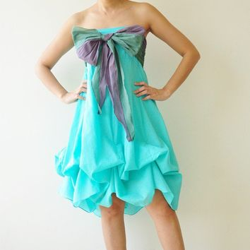 Vary ...  Mint Cocktail Dress