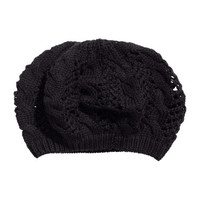 Knit Beret - from H&M