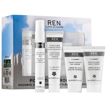 Sephora: REN : Pollution Proof Kit : skin-care-sets-travel-value