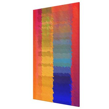 Abstract 011517 canvas print