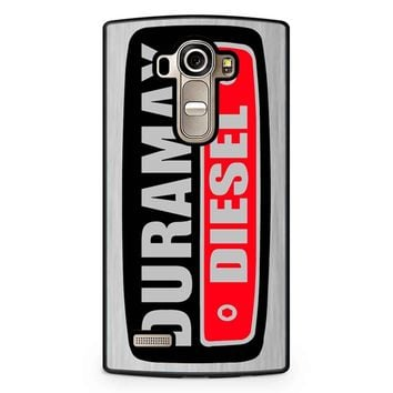Duramax Diesel On Plate LG G4 Case