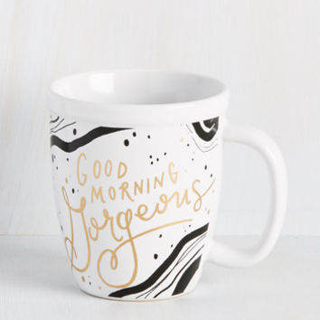 But First, Flattery Mug in Gorgeous