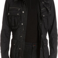 Ralph Lauren Black Label Denim Harbor Jacket at Barneys.com