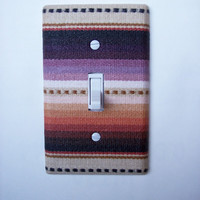 Endless Summer Sunset Single Toggle Switchplate