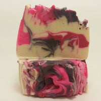 Sweet Pea Cold Process Soap