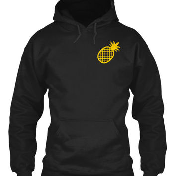 Men's Aloha Hawaiian Pineapple Hoodie
