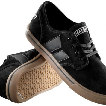 Langley - Black / Gum - Footwear - SHOP