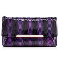 Rougissime Clutch Violet Watersnake