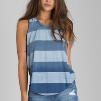 Billabong - To The Limit Tank | Aged Indigo