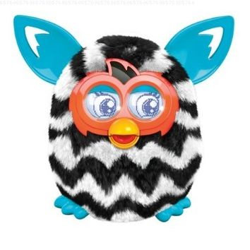 Furby Boom Figure (Zigzag Stripes)