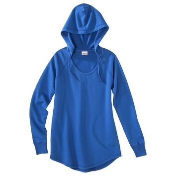 Mossimo Supply Co. Juniors Longsleeve Tunic Hoodie - Assorted Colors