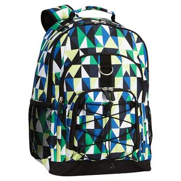 Gear-Up Triangles Backpack
