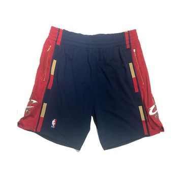 Authentic Shorts Cleveland Cavaliers 2008-09 Customized w/ Pockets