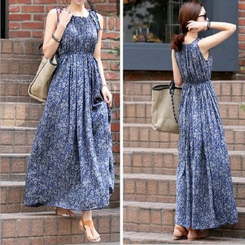 Korean Maternity Clothes Printed LongMaternity Dresses For Photo Shoot Pregnancy Clothes Summer Women Pregnancy Clothing BB84