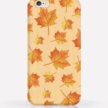 Fall Leaves iPhone 6/6s + Case