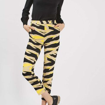 Tiger Cigarette Trousers | Topshop