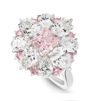 The Tudor Rose Ring | Asprey