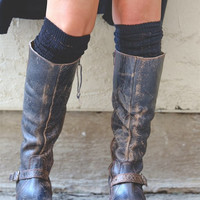 Thigh High Boot Sock